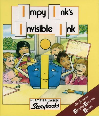 9780174101895: Letterland Storybooks - Impy Ink's Invisible Ink