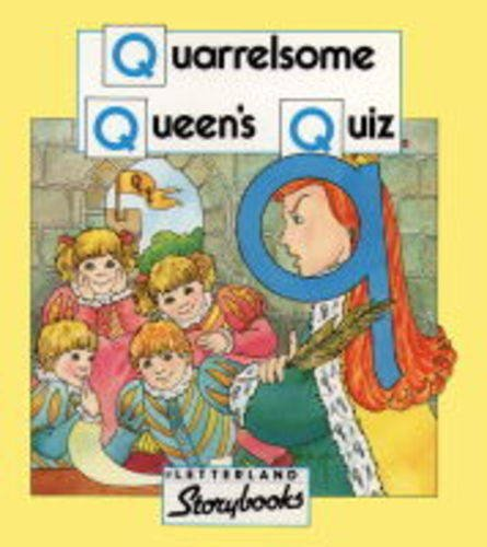 9780174101956: Letterland Storybooks - Quarrelsome Queen's Quiz Book and Tape Pack