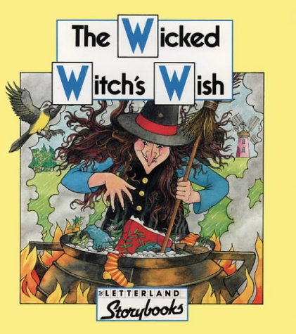 9780174102007: Letterland Storybooks - The Wicked Witch's Wish Book and Tape Pack