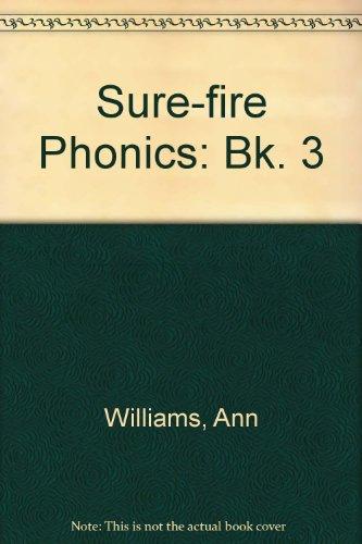9780174102441: Sure-fire Phonics: Bk. 3