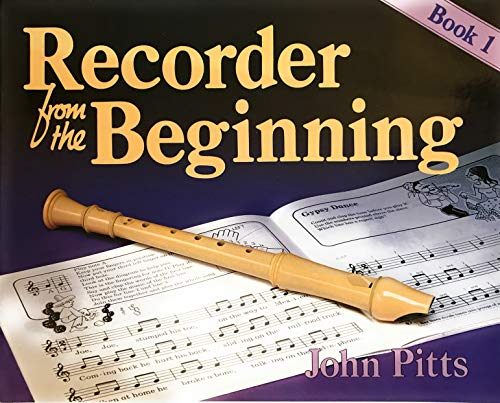 9780174104988: Recorder from the Beginning: Bk. 1