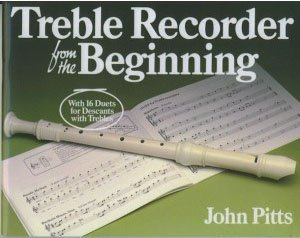9780174105060: Treble Recorder from the Beginning