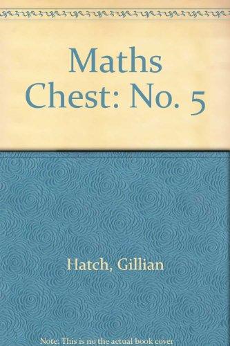9780174105428: Maths Chest: No. 5