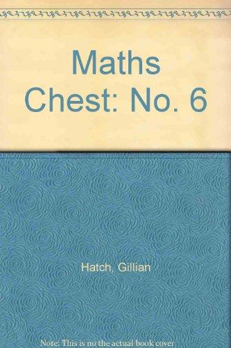 9780174105510: Maths Chest: No. 6