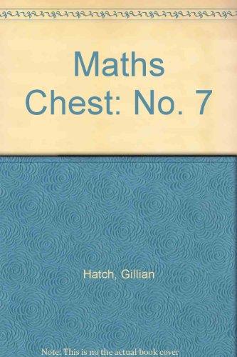 Maths Chest: No. 7: Hatch, Gillian