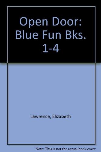 9780174124061: Open Door: Blue Fun Bks. 1-4
