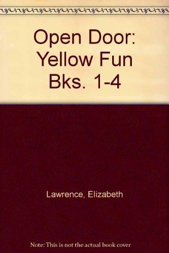 9780174124115: Open Door: Yellow Fun Bks. 1-4
