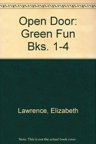 9780174124160: Open Door O Green Fun Bks 1x4 (Bks. 1-4)