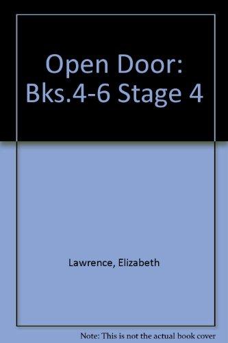 9780174125846: Open Door: Bks.4-6 Stage 4