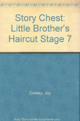 9780174130345: Story Chest: Stage 7 - Story Book Little Brother's Haircut