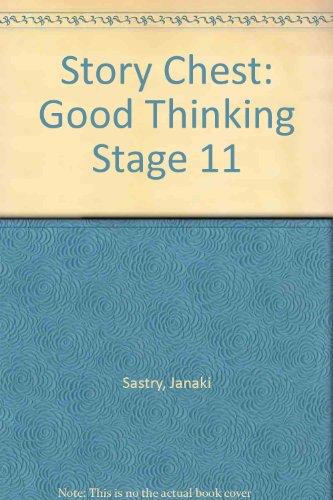 Story Chest: Good Thinking Stage 11: Sastry, Janaki, Cowley,