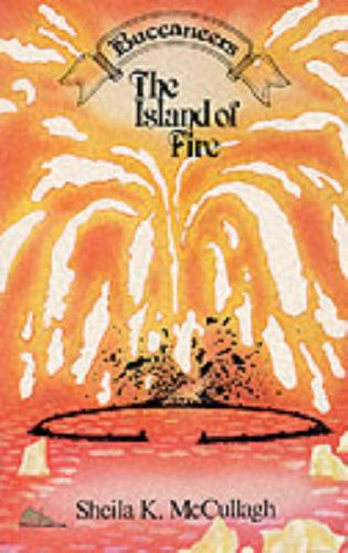 9780174134107: Island of Fire (Buccaneers)