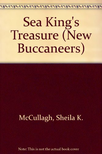 9780174134176: Sea King's Treasure (New Buccaneers)