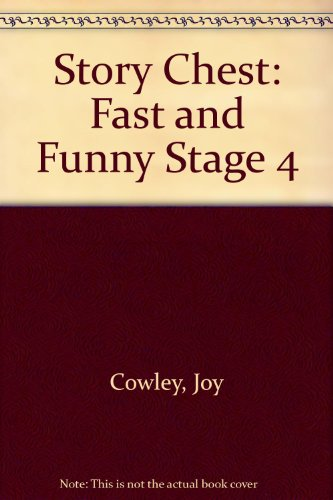 Story Chest: Stage 4 - Anthology (9780174141921) by Joy Cowley