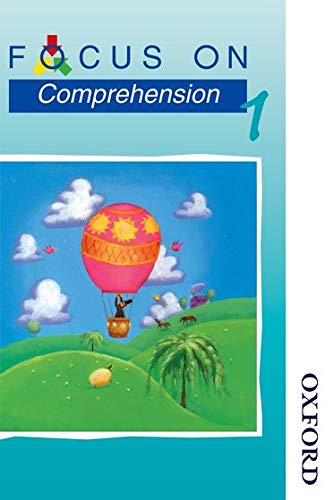9780174202929: Focus on Comprehension - 1: Bk. 1