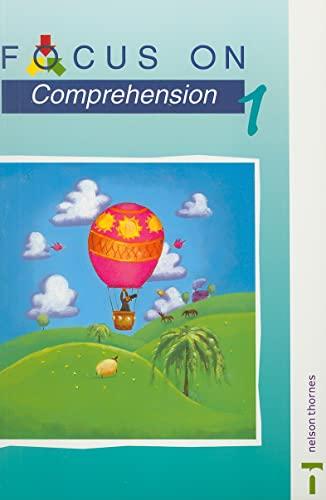 9780174202929: Focus on Comprehension - 1 (Bk. 1)