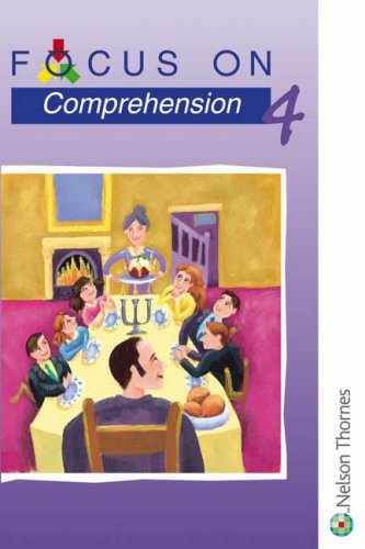 9780174202950: Focus on Comprehension - 4: Bk. 4