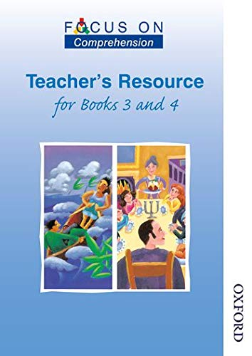 9780174202974: Focus on Comprehension - Teachers Resource for Books 3 and 4