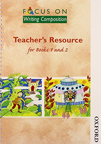 9780174203193: Focus on Writing Composition - Teacher's Resource for Books 1 and 2