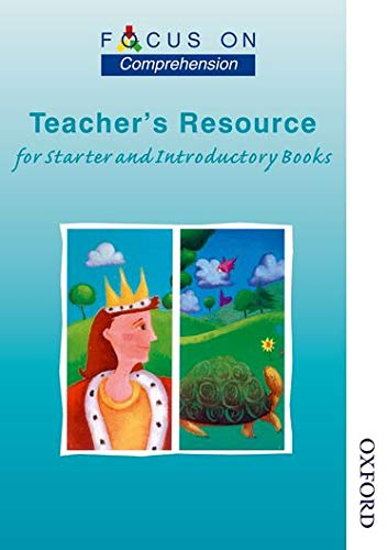 9780174203247: Focus on Comprehension - Starter and Introductory Teachers Resource Book