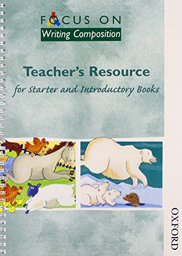 9780174203308: Focus on Writing Composition Teacher's Resource: Starter & Introductory Books: Teachers Resource for Starter and Introductory Books