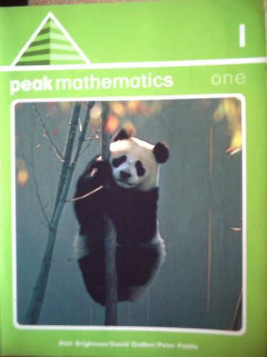 9780174213062: Peak Mathematics: Bk. 1