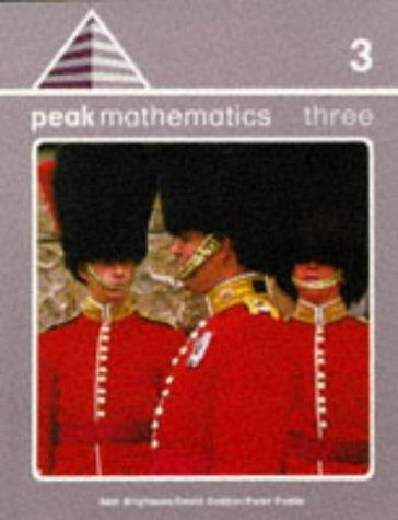 9780174213086: Peak Mathematics: Bk. 3
