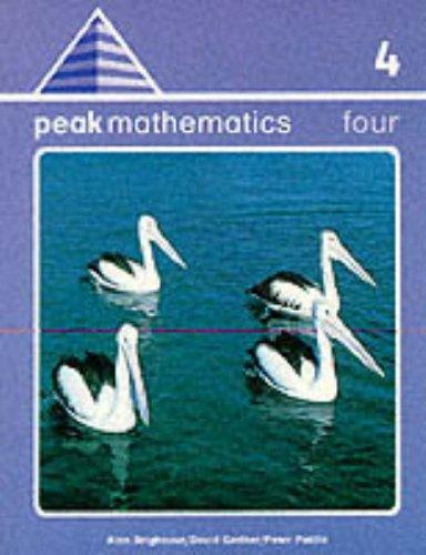 9780174213093: Peak Mathematics: Bk. 4