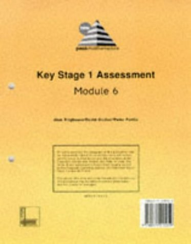 9780174215059: New Peak Mathematics: Assessment Test Module 6