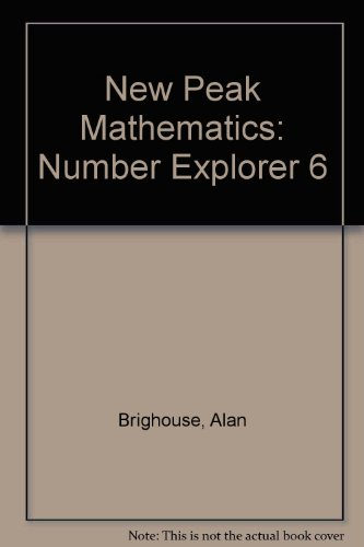 9780174215097: New Peak Mathematics: Number Explorer 6