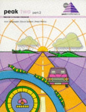 9780174215615: New Peak Mathematics: Bk. 2, Pt. 2