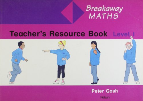 9780174216964: BREAKAWAY MATHS 1 EVAL PK: Breakaway Maths 1 - Level 1 Teachers Resource Book