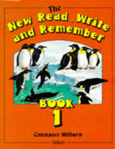 9780174224860: New Read, Write and Remember: Bk. 1 (New Read, Write & Remember)