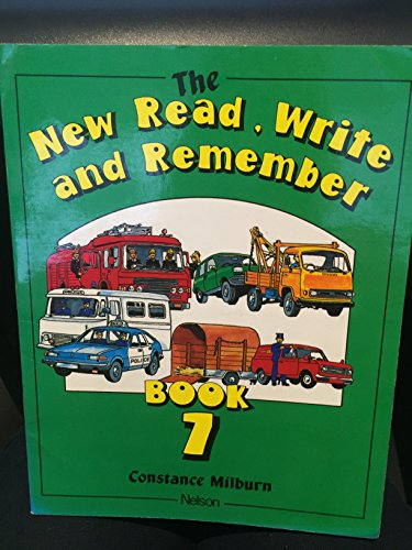 New Read, Write and Remember (New Read, Write & Remember) (Bk. 7) (0174224923) by Milburn, Constance