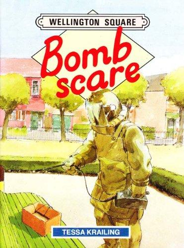 9780174225607: Wellington Square: The Bomb Scare Level 3A