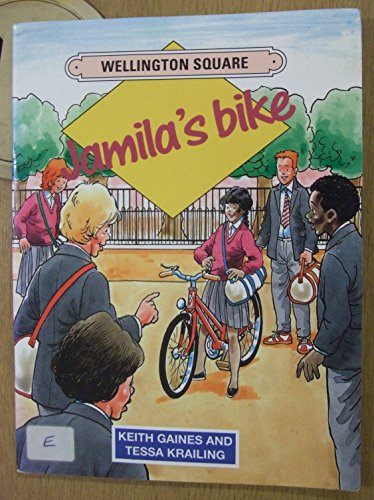 9780174228189: Wellington Square: Jamila's Bike Level 3