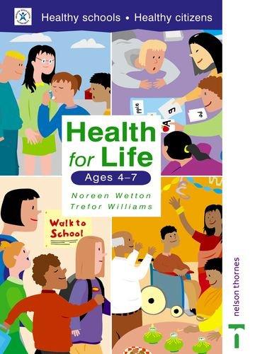 9780174233862: Health for Life - Ages 4-7