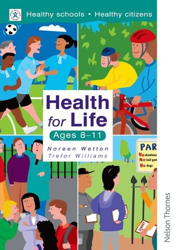 9780174233879: Health for Life - Ages 8-11