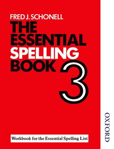 9780174240815: The Essential Spelling Book 3 - Workbook (Bk.3)