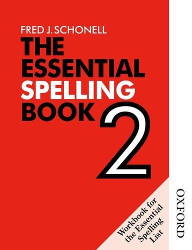 9780174240822: The Essential Spelling Book 2 - Workbook (Bk. 2)