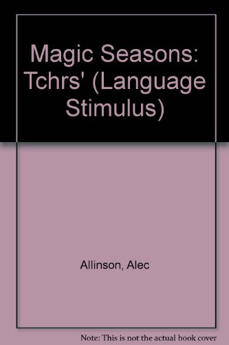 9780174242604: Magic Seasons: Tchrs' (Language Stimulus)
