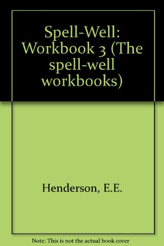 9780174242963: Spell-Well: Workbook 3 (The spell-well workbooks)