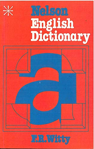 9780174243878: Nelson English Dictionary