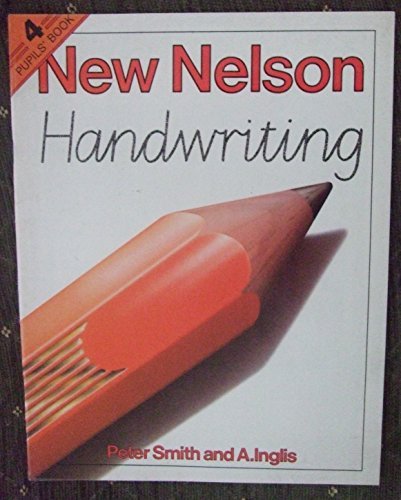 9780174244264: New Nelson Handwriting: Pupil's Book 4
