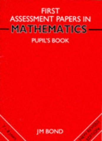 9780174245018: Mathematics: 1st Year Papers: Assessment Papers