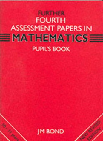 9780174245094: Further Reasoning: Maths 4th Year Papers: Assessment Papers (Further fourth assessment)