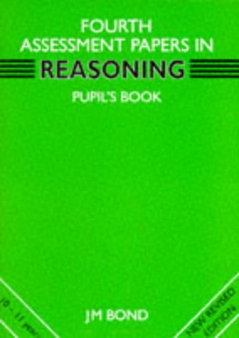 9780174245179: Fourth Assessment Papers in Reasoning, Pupil's Book