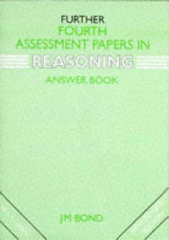 9780174245209: Further Fourth Assessment Papers in Reasoning Answer Book: 4th Year Papers