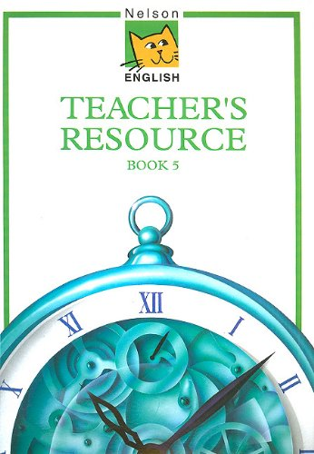 9780174245483: Nelson English - Book 5 Evaluation Pack: Nelson English - Teacher's Resource Book 5: Teachers' Resource Book Bk. 5