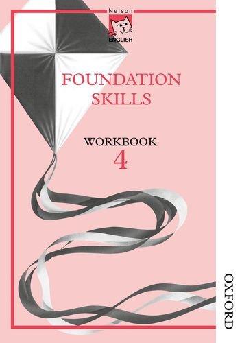 9780174246497: Foundation Skills Workbook 4 (Nelson English)